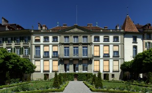 Erlacherhof: Sitz der Stadtkanzlei Bern